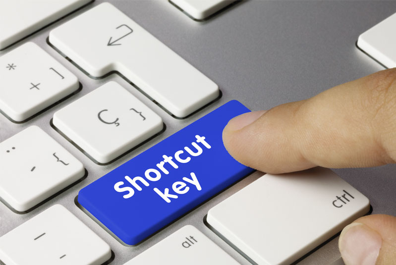 Keyboard Shortcuts to Save You Time