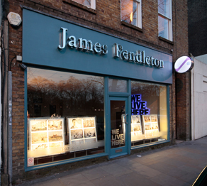 James Pendelton Homes