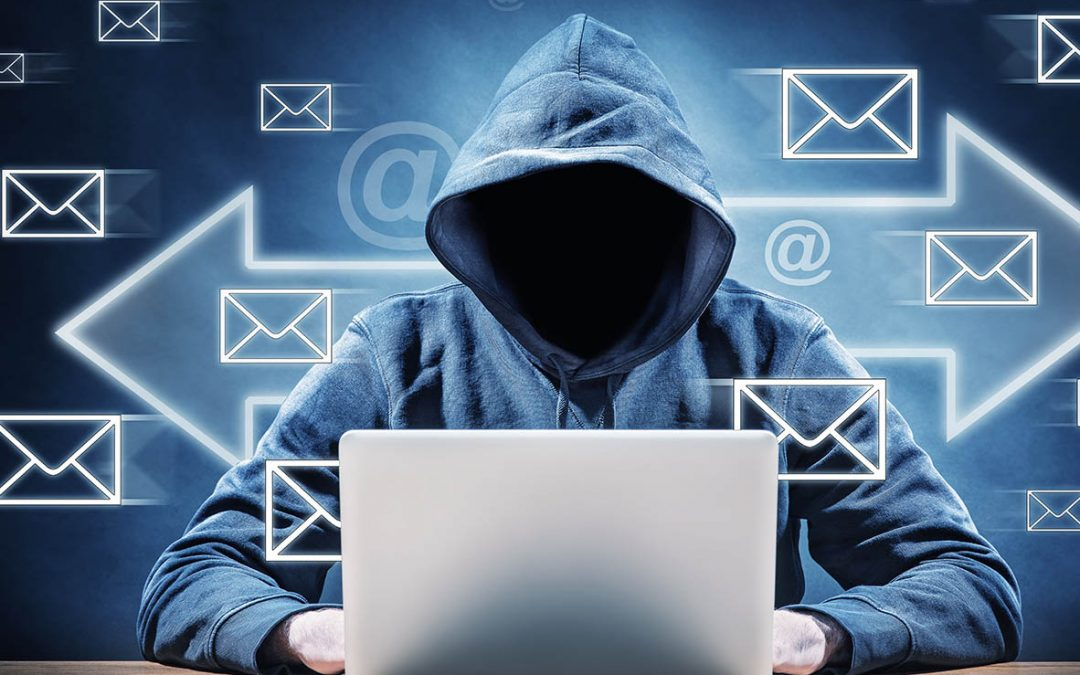 good IT Support to help you with email criminals